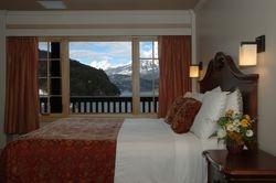 Kaslo Hotel King Bed