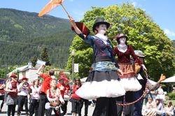 Kaslo May Days Parade