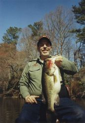 Giant Bass From Ingrams Pond