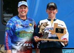 The women of pro Bass Fishing