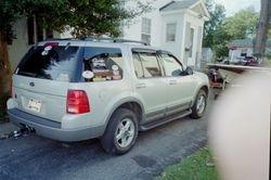 2003 Ford Explorer 4x4