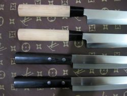 Yanagiba Sushi Knives