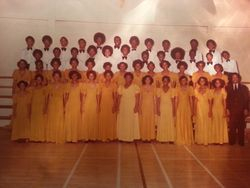 S H ARCHER CHOIR OF 76
