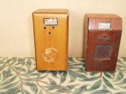 Two Early Barton Radios