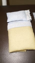 Zoe's Blue bedding set