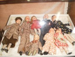 Early Caco Dolls