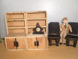 Early Barton Dressers