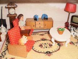Tudor Lodge Sitting Room