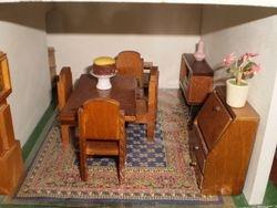 Dining room in Garage