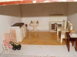 Bathroom / Lumber Room.