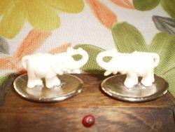 Mounted Elephants