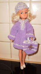 Sindy in Knitted outfit