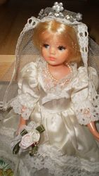 1985 Sindy Bride