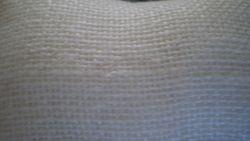 Close up of sheet