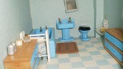 Matching toilet at last!