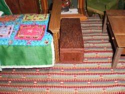 Gum's carpet