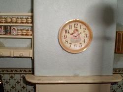 New China Clock