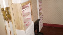 I have made these units from four of the Poundland chests of drawers