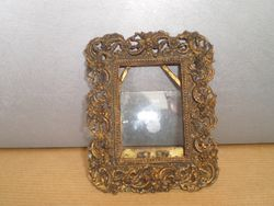 Better view of old frame