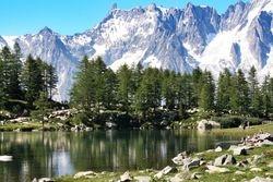 Lago d' Arpy