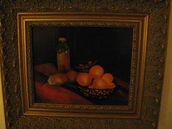 Oranges & Bread