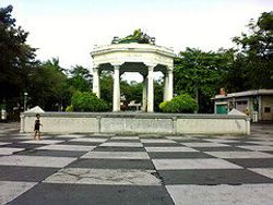 The Bandstand of the Bacolod Public Plaza
