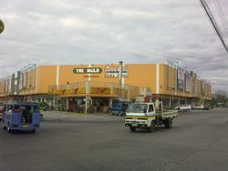 The Triangle Island Mall