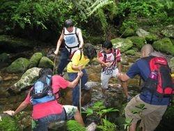 trekking to tinagong dagat
