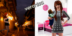Two Sides of Veronica