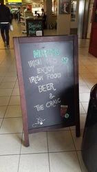 Irish pub at Schiphol Airport