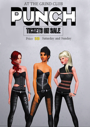 Punch Is Performing At The Grind Club