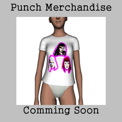 Punch Merchandise Coming Soon