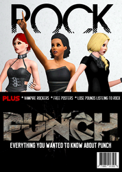 Punch - Magazine Cover