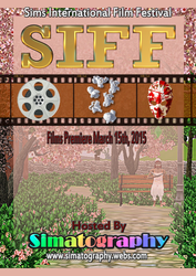 SIFF Poster Challenge Spring 2015