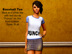 Stylish Punch Merchandise Coming Soon To TSR