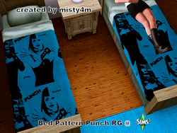 Punch RG Pattern @ Sims 3