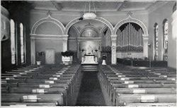 Sanctuary after 1914 (taken 1931)