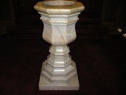 1867 Baptismal Font