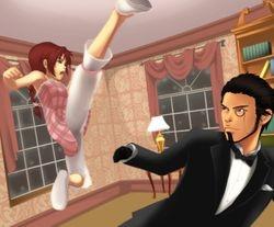 Kiara vs Butler Eustace CG