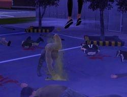 Vampire smash!