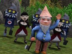 Chief Gnome send's reinforcements