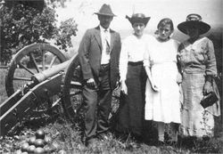 THE JOSEPH BLAIR SHOWALTER FAMILY