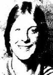 Yvonne Reglar August 8, 1977 Fairview Park, Ohio