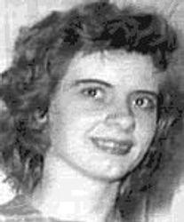 Audrey Jean Good Backeberg July 7, 1962 from Reedsburg, Wisconsin
