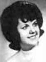 Ruth Egnoski 1966 from Delavan,  Wisconsin