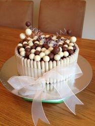 Sweet Surprises Cake