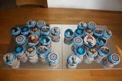 Brave Cupcakes