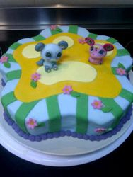 Petshops Cake