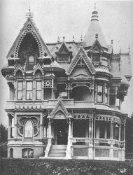 My fantasy house