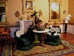 The front parlour